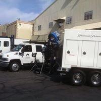 Paramount Studios Backlot