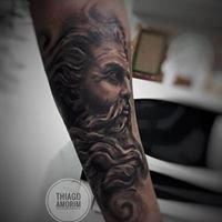 Thiago Amorim Tattoo
