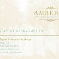 Amberly Enich at Structure HS