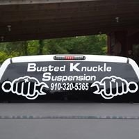 Busted Knuckle Suspension