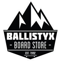Ballistyx Skate