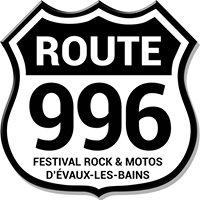 Festival Route996 d'Evaux-les-Bains