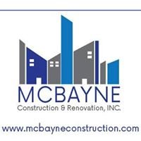 McBayne's Construction & Renovation Inc.