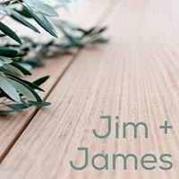Jim and James