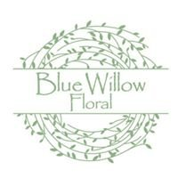 Blue Willow Floral