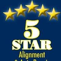 5 Star Alignment & Auto Repair