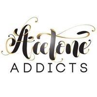 Acetone Addicts Nails