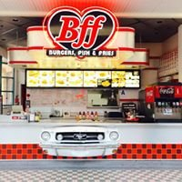 BFF Burgers, Fish & Fries