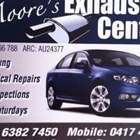 Moore's Exhaust Centre & Mechanical Repairs