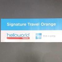 Signature Travel Orange