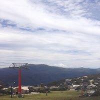 Apres Bar. Mt. Buller