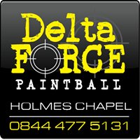 Delta Force Paintball South Manchester