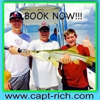 The Saltwater Hook Up - Tampa Fishing Charter