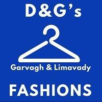 D.&.G's Fashions Garvagh & Limavady