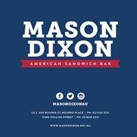 Mason Dixon American Sandwich Bar
