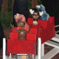 Naples Island Roller Coaster House