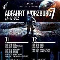 ABFAHRT Würzburg <3
