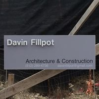 Davin Fillpot - Architecture & Construction