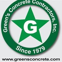 Green's Concrete Contractors, Inc.