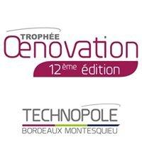 Trophée Oenovation-Technopole Bordeaux Montesquieu