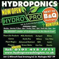 Hydro Pro Washington