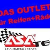 ASA-Tec Das Outlet für Reifen+Räder