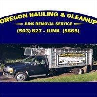 Oregon Hauling & Clean-Up