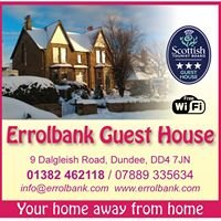 Errolbank Guest House, Dundee