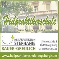 Heilpraktikerschule Augsburg Stephanie Bauer-Greulich