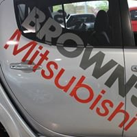 Browns Mitsubishi