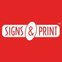 Signs & Print Limited