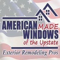 American Made Windows of the Upstate, SC