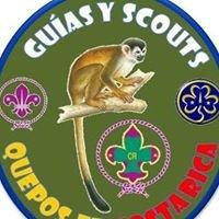 Guías y Scouts de Quepos, Grupo 77