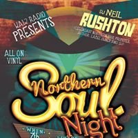 WA12 Radio Northern Soul Nights