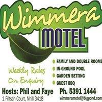 Nhill Wimmera Motel