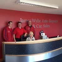 James Wylie Auto Repairs & Car Sales