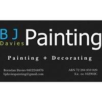 B J Davies Painting