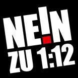 NEIN zur schädlichen 1:12-Initiative