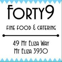 Forty9 fine food & catering