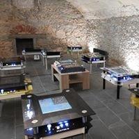 Grob-Game Table Design GmbH