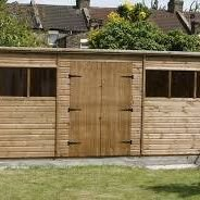 Heads in the Shed - Timber Garden Products