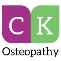 Ciaran Keen Sports Osteopath