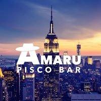 Amaru Pisco Bar