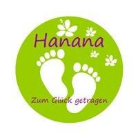Hanana - Zum Glück getragen