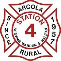 Arcola Volunteer Fire Dept.