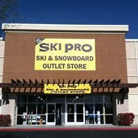Ski Pro Ski and Snowboard Outlet Store