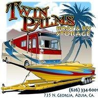 TWIN PALMS BOAT & RV STORAGE