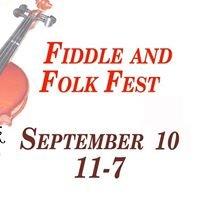 The Fiddle & Folk Festival at Benner's Farm