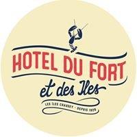 Hôtel du Fort et des Iles -  Les Îles Chausey