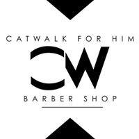 Catwalk for him Barbershop